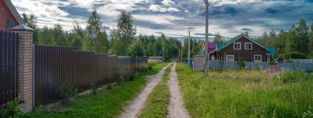 Участок в деревне Дмитровский район