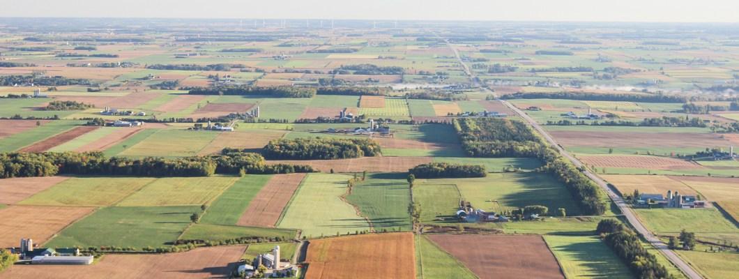 Большие земельные участки по 2 Га: что можно на них построить?
